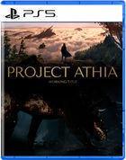 Portada oficial de de Project Athia para PS5