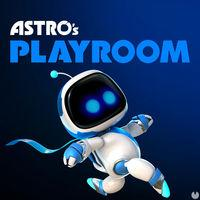 Portada oficial de Astro's Playroom para PS5