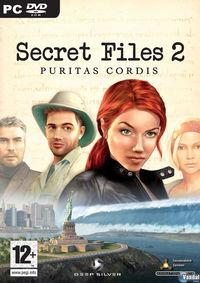 Portada oficial de Secret Files 2: Puritas Cordis para PC