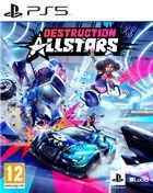 Portada oficial de de Destruction AllStars para PS5