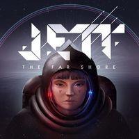 Portada oficial de Jett: The Far Shore para PS4