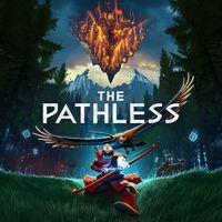 Portada oficial de The Pathless para PS5