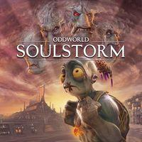 Portada oficial de Oddworld: Soulstorm para PS5