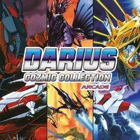 Portada oficial de Darius Cozmic Collection Arcade para Switch