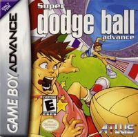 Portada oficial de Super Dodgeball Advance para Game Boy Advance