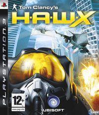 Portada oficial de Tom Clancy's HAWX para PS3