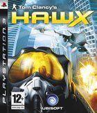 Portada oficial de de Tom Clancy's HAWX para PS3
