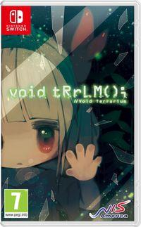 Portada oficial de void tRrLM(); //Void Terrarium para Switch