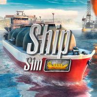 Portada oficial de Ship Sim 2020 para Switch