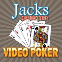 Portada oficial de Jacks or Better - Video Poker para Switch