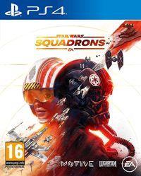 Portada oficial de Star Wars: Squadrons para PS4