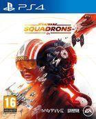 Portada oficial de de Star Wars: Squadrons para PS4