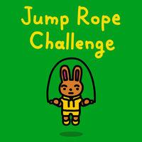 Portada oficial de Jump Rope Challenge para Switch