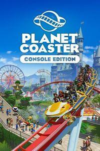 Portada oficial de Planet Coaster: Console Edition para Xbox Series X/S