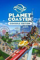 Portada oficial de de Planet Coaster: Console Edition para Xbox Series X/S