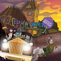 Portada oficial de Edna & Harvey: The Breakout - 10th Anniversary Edition para PS4