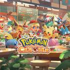Portada oficial de de Pokémon Café Mix para Switch