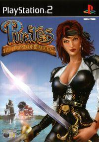 Portada oficial de Pirates: Legend of Black Kat para PS2
