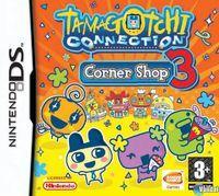 Portada oficial de Tamagotchi Corner Shop 3 para NDS