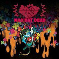 Portada oficial de Mad Rat Dead para PS4