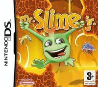 Portada oficial de Mr. Slime Jr. para NDS