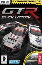 Portada oficial de de GTR Evolution para PC
