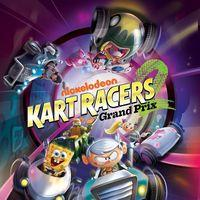 Portada oficial de Nickelodeon Kart Racers 2: Grand Prix para PS4