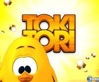 Portada oficial de Toki Tori WiiW para Wii