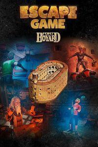 Portada oficial de Escape Game Fort Boyard para Xbox One