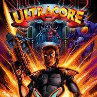 Portada oficial de Ultracore para Switch