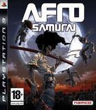 Portada oficial de de Afro Samurai para PS3