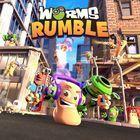 Portada oficial de de Worms Rumble para PS4