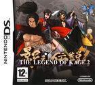 Portada oficial de de The Legend of Kage 2 para NDS