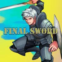 Portada oficial de Final Sword para Switch