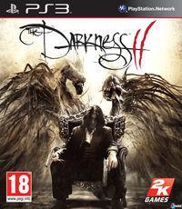 Portada oficial de The Darkness II para PS3