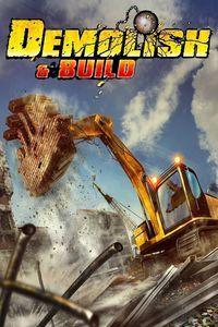 Portada oficial de Demolish & Build para Xbox One