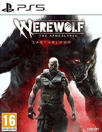 Portada oficial de Werewolf: The Apocalypse - Earthblood para PS5