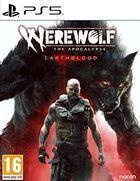 Portada oficial de de Werewolf: The Apocalypse - Earthblood para PS5