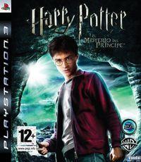 Portada oficial de Harry Potter y el misterio del príncipe para PS3