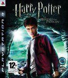 Portada oficial de de Harry Potter y el misterio del príncipe para PS3