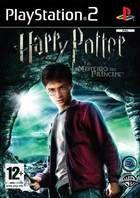Portada oficial de de Harry Potter and the Half-Blood Prince para PS2