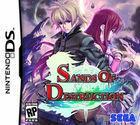 Portada oficial de de Sands of Destruction para NDS