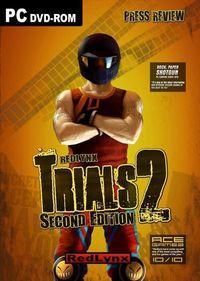 Portada oficial de Trials 2: Second Edition para PC