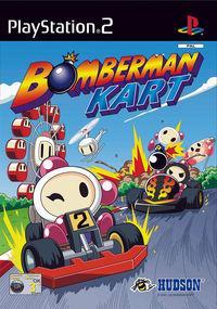Portada oficial de Bomberman Kart para PS2