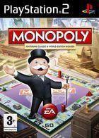 Portada oficial de de Monopoly para PS2