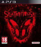Portada oficial de de Splatterhouse para PS3