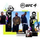 Portada oficial de de UFC 4 para PS4