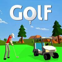 Portada oficial de Golf para Switch