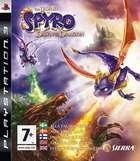 Portada oficial de de Legend of Spyro: Dawn of the Dragon para PS3