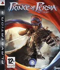 Portada oficial de Prince of Persia para PS3